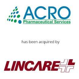 ACRO Pharmaceutical Services has been acquired by Lincare