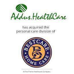 Addus Healthcare has acquired the personal care division of Bestcare home care