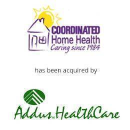 coordinated home health has been acquired by addus healthcare