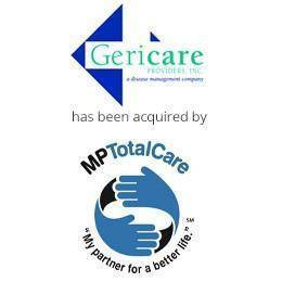 Gericare has been acquired by MP Total Care
