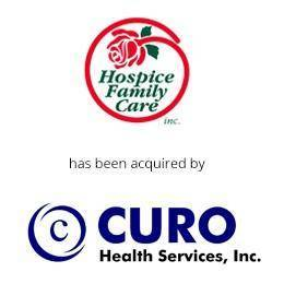 Hospice Family Care has been acquired by Curo Health Services