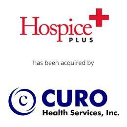Hospice Plus has been acquired by Curo health services