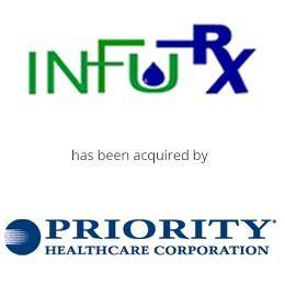 InfuRX has been acquired by priority healthcare corporation