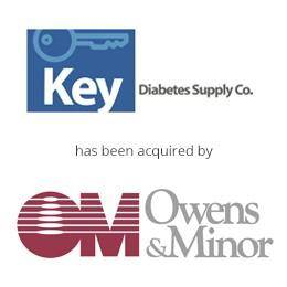 Key Diabetes Supply Co. has been acquired by Owens & Minor