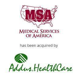 Medical services of america has been acquired by addus healthcare