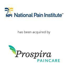 National Pain Institute has been acquired by prospira paincare