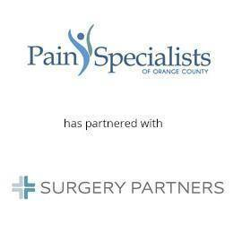 Pain specialists of orange county has partnered with surgery partners