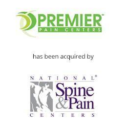 Premier Pain Centers has been acquired by National Spine and Pain centers