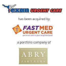 Exan urgent care has been acquired by fastmed urgentcare, a portfolio company of ABRY partners