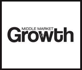 displays the words middle market growth