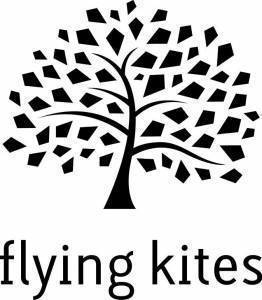 logo for the flying kites charity
